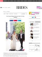 One Couple's Elegant Dowtown New York City Wedding